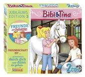 Bibi & Tina - CD-Box Freundschaft, 2 Audio-CDs Cover