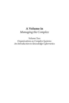 Organizations as Complex Systems