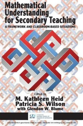 Mathematical Understanding for Secondary Teaching