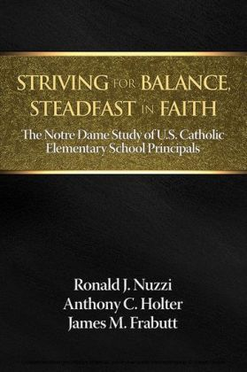 Striving for Balance, Steadfast in Faith