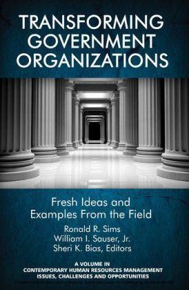 Transforming Government Organizations