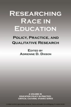 Researching Race in Education