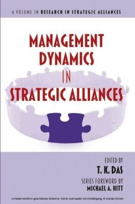 Management Dynamics in Strategic Alliances