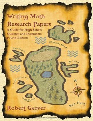 Writing Math Research Papers - 4th Edition
