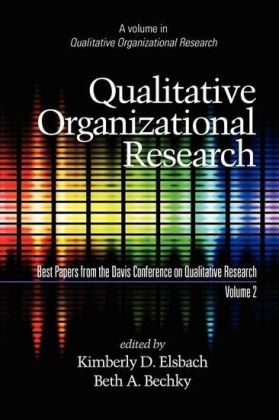 Qualitative Organizational Research - Volume 2