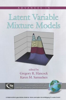 Advances in Latent Variable Mixture Models