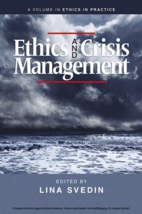 Ethics and Crisis Management
