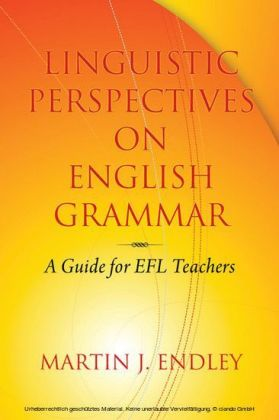 Linguistic Perspectives on English Grammar