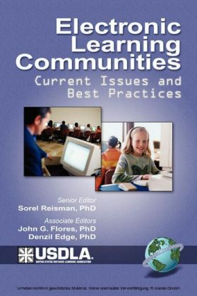 Electronic Learning Communities Issues and Practices