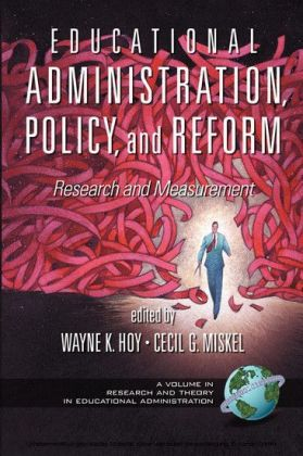 Educational Administration, Policy, and Reform