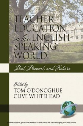 Teacher Education in the English-Speaking World