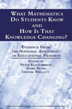 What Mathematics Do Students Know and How is that Knowledge Changing?