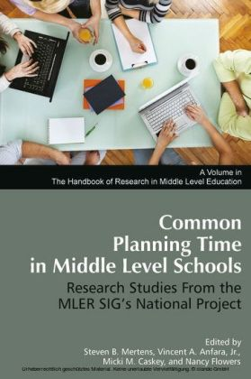 Common Planning Time in Middle Level Schools