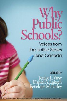 Why Public Schools?
