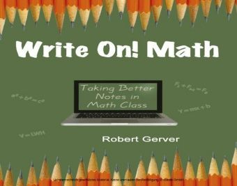 WRITE ON! MATH