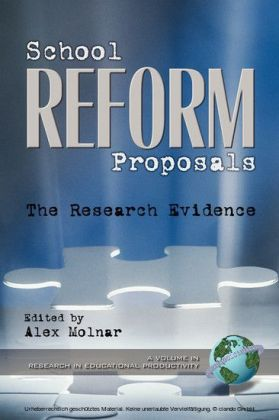 School Reform Proposals