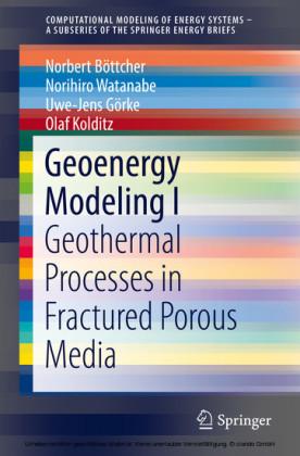 Geoenergy Modeling I
