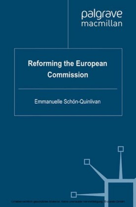 Reforming the European Commission