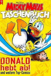 Micky Maus Taschenbuch - Donald hebt ab! Cover