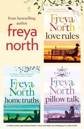 Freya North 3-Book Collection