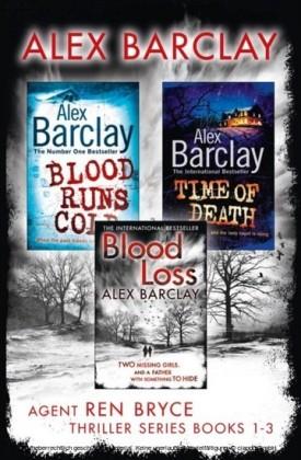 Agent Ren Bryce Thriller Series Books 1-3