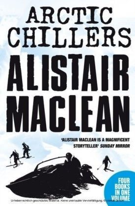 Alistair MacLean Arctic Chillers 4-Book Collection