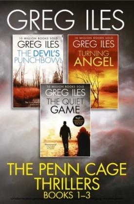 Greg Iles 3-Book Thriller Collection