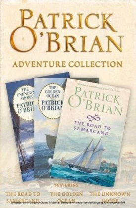 Patrick O'Brian 3-Book Adventure Collection