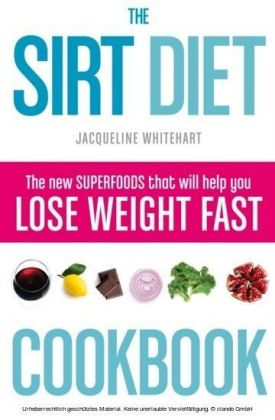 Sirt Diet Cookbook