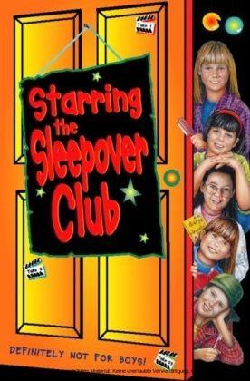 Starring The Sleepover Club
