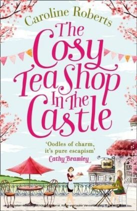 Cosy Teashop in the Castle