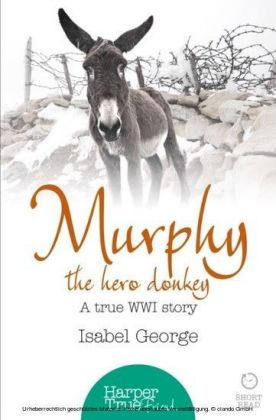 Murphy the Hero Donkey