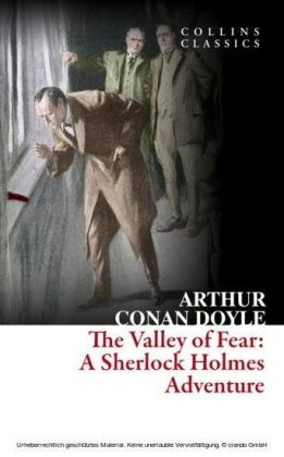 Valley of Fear (Collins Classics)
