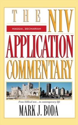 Haggai, Zechariah