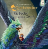 Drachenreiter - Die Feder eines Greifs, Audio-CDs