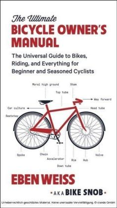 Ultimate Bicycle Owner's Manual