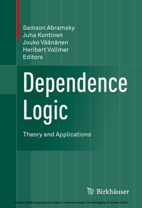 Dependence Logic