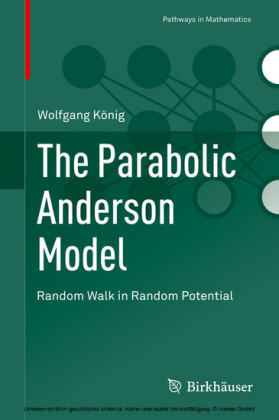 The Parabolic Anderson Model