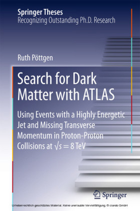 Search for Dark Matter with ATLAS