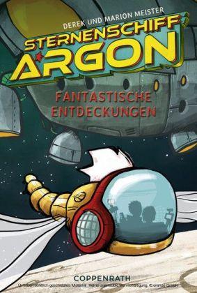 Sternenschiff Argon (Band 1)