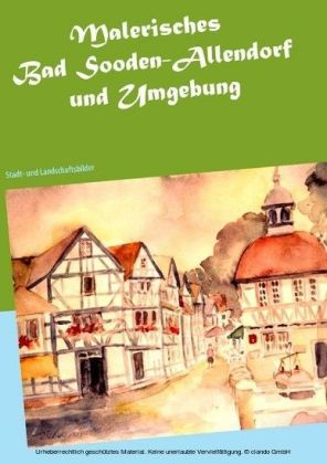 Malerisches Bad Sooden-Allendorf und Umgebung