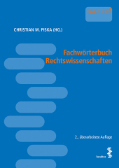 Fachwörterbuch Rechtswissenschaften