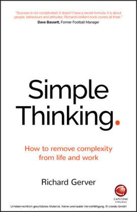 Simple Thinking
