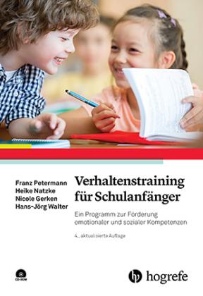 Verhaltenstraining für Schulanfänger, m. CD-ROM