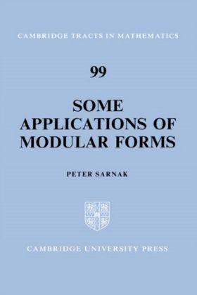 Some Applications of Modular Forms