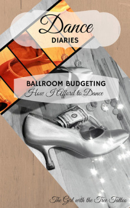 Dance Diaries: Ballroom Budgeting