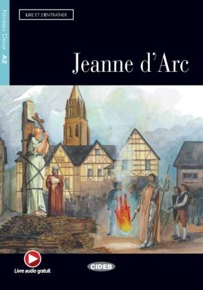 Jeanne d'Arc, m. Audio-CD