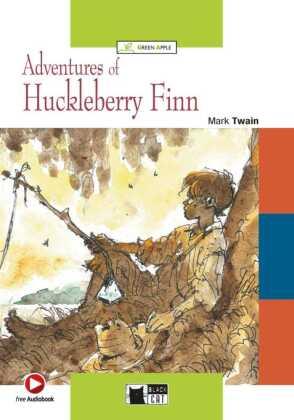 The Adventures of Huckleberry Finn, w. Audio-CD
