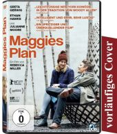 Maggies Plan, 1 DVD Cover