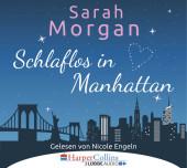 Schlaflos in Manhattan, 4 Audio-CDs Cover